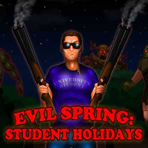 Buy Evil Spring Student Holidays CD Key Compare Prices