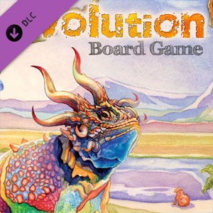Evolution Board Game Stained Glass Cards