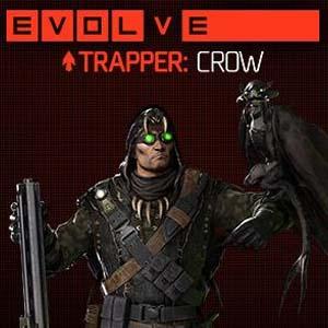 Evolve Crow (Fourth Trapper Hunter)