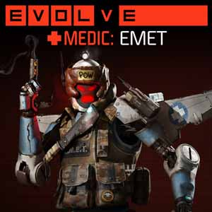 Evolve Emet Hunter