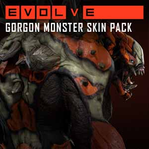 Buy Evolve Gorgon Monster Skin Pack CD Key Compare Prices