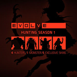 Buy Evolve Hunting Season 1 Xbox One Code Compare Prices