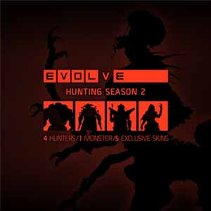 Buy Evolve Hunting Season 2 CD Key Compare Prices