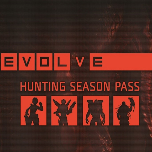 Evolve Hunting Season Pass