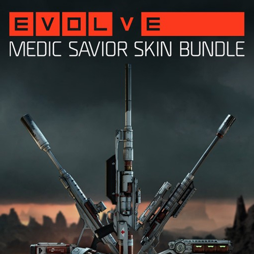 Evolve Medic Savior Skin Pack