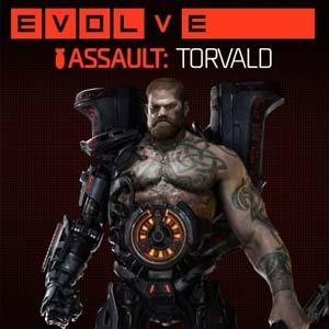 Evolve Torvald (Fourth Assault Hunter)