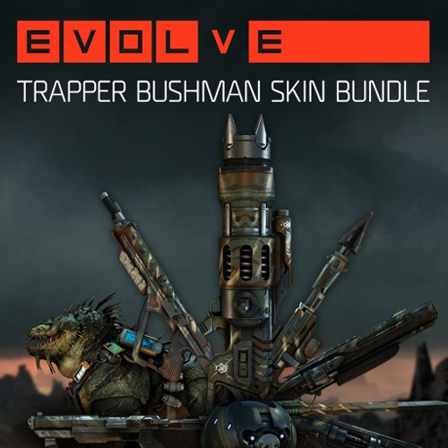 Buy Evolve Trapper Bushman Skin Pack CD Key Compare Prices