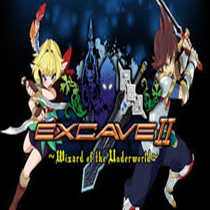 Excave 2 Wizard of the Underworld
