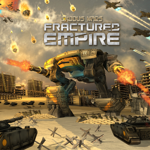 Buy Exodus Wars Fractured Empire CD Key Compare Prices