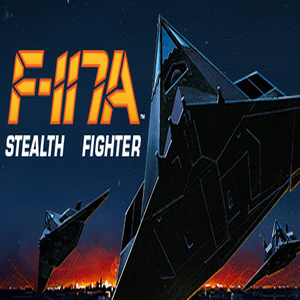 F 117A Stealth Fighter NES edition