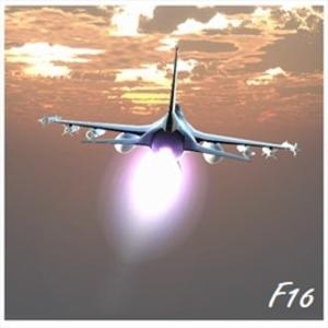 F-16 Falcon Fighter Jet Simulator