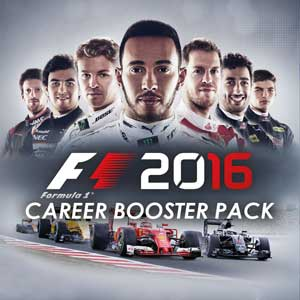F1 2016 Career Booster Pack