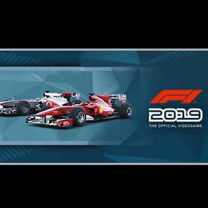 F1 2019 Legends Edition Upgrade