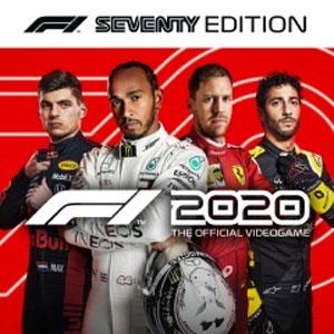 F1 2020 Seventy Edition DLC