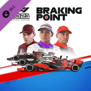 Buy F1 2021 Braking Point Content Pack CD Key Compare Prices