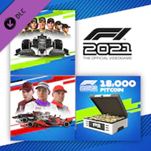 Buy F1 2021 Deluxe Upgrade Pack PS5 Compare Prices