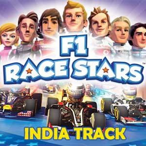 F1 Race Stars India Track