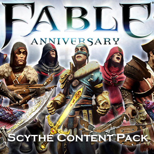 Buy Fable Anniversary Scythe Content Pack CD Key Compare Prices