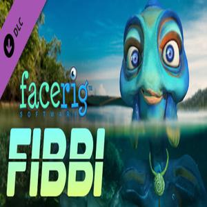 FaceRig Fibbi the Sea Creature Avatar