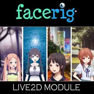 Buy FaceRig Live2D Module CD Key Compare Prices