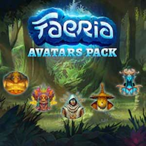 Faeria Avatars Pack