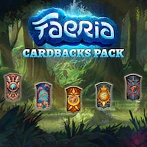 Faeria Cardbacks Pack
