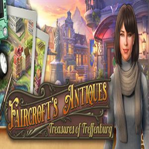 Faircrofts Antiques Treasures of Treffenburg