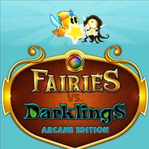 Buy Fairies vs Darklings CD Key Compare Prices