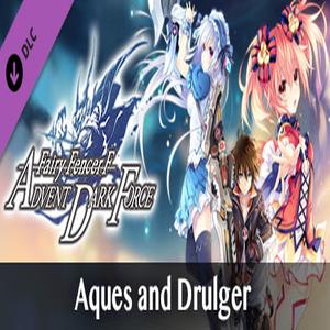 Fairy Fencer F ADF Fairy Set 2 Aques and Drulger