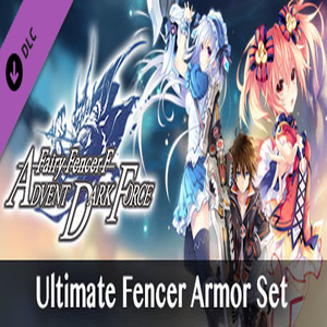 Buy Fairy Fencer F ADF Ultimate Fencer Armor Set CD Key Compare Prices