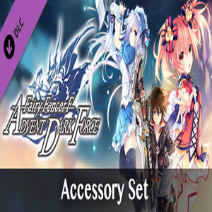 Fairy Fencer F ADF Veteran Fencer Accessory Set