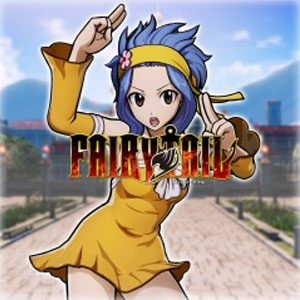 FAIRY TAIL Additional Friends Set Levy