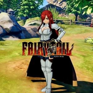 FAIRY TAIL Erza's Costume Anime Final Season