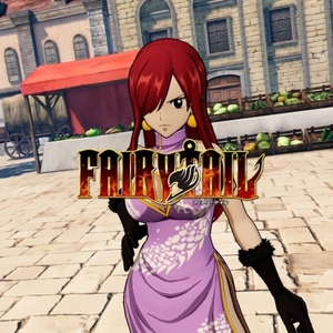 FAIRY TAIL Erza's Costume Dress-Up