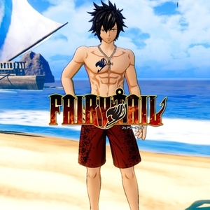 FAIRY TAIL Gray's Costume Special Swimsuit