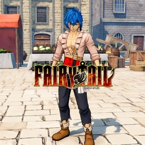 FAIRY TAIL Jellal's Costume Dress-Up
