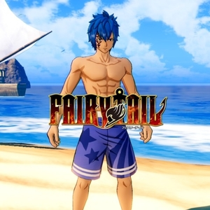 FAIRY TAIL Jellal's Costume Special Swimsuit