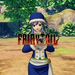 FAIRY TAIL Juvia's Costume Anime Final Season