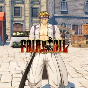FAIRY TAIL Laxus's Costume Dress-Up