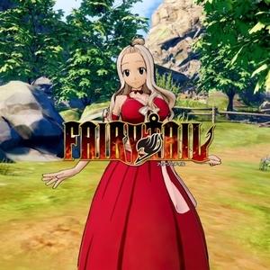 FAIRY TAIL Mirajane's Costume Anime Final Season