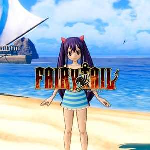 FAIRY TAIL Wendy's Costume Special Swimsuit