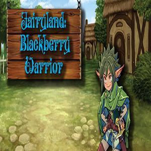 Fairyland Blackberry Warrior