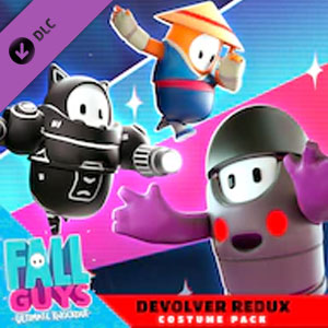 Buy Fall Guys Devolver Redux Pack CD Key Compare Prices