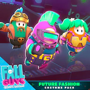 Buy Fall Guys Future Fashion Pack PS4 Compare Prices