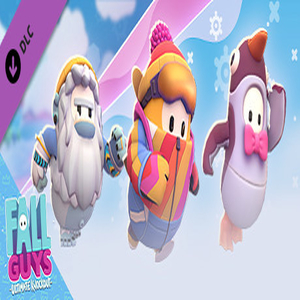 Fall Guys Icy Adventure Pack