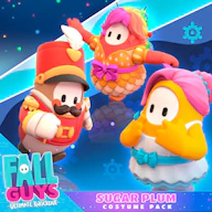 Buy Fall Guys Sugar Plum Pack PS4 Compare Prices