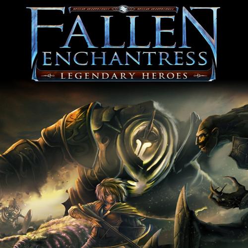 Fallen Enchantress Legendary Heroes Battlegrounds