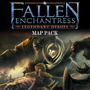 Fallen Enchantress Legendary Heroes Map Pack