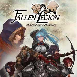 Buy Fallen Legion Flames of Rebellion PS4 Game Code Compare Prices