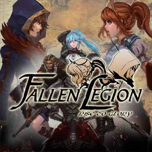 Buy Fallen Legion Rise To Glory Nintendo Switch Compare prices